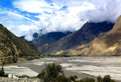Kaligandaki valley explorer trek