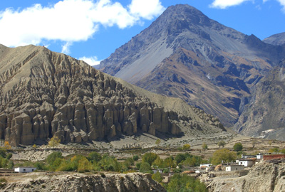 Upper Mustang, the hidden paradise in the Trans Himalayan Region