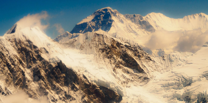 Increasing height of the Everest and its multidimensional effect