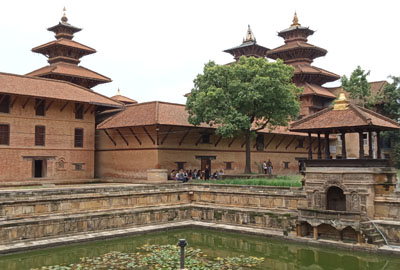 Day tour of Patan and Bhaktapur